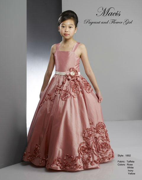 6e9d3437e7a Macis Design Pageant   Flower Girl Dress 1892 - Buy Flower Girl ...