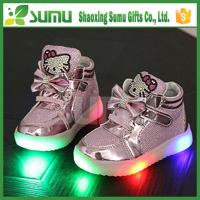 Wholesale New Design Lighting led shoes children