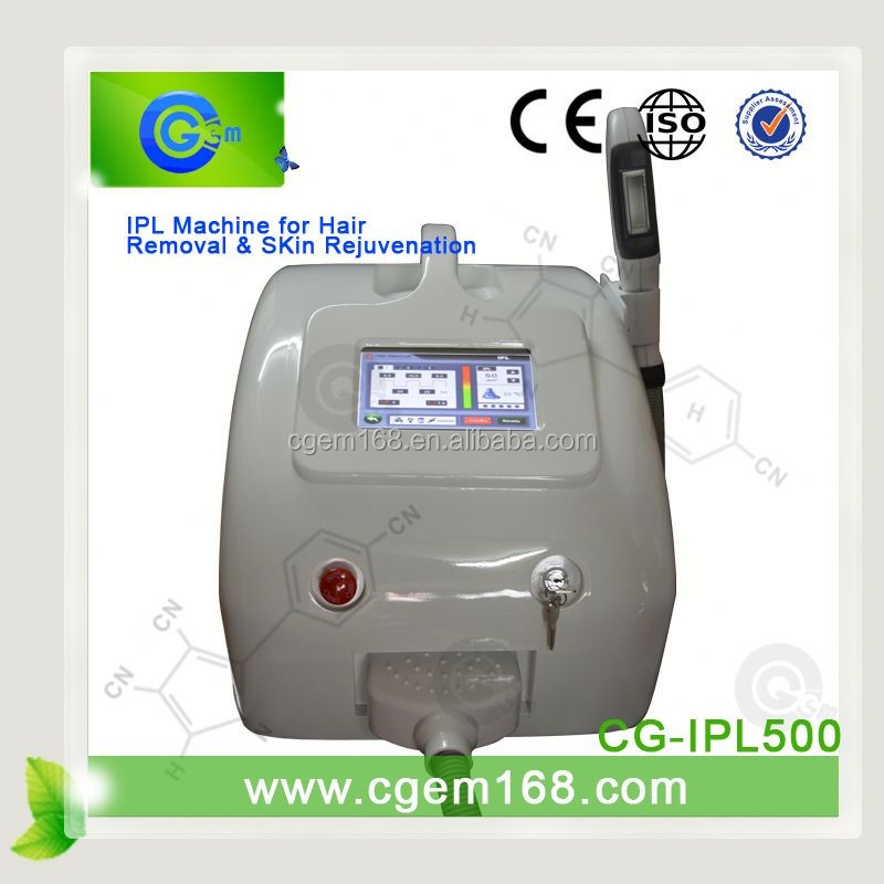 CG-IPL500 New Technology ipl laser venus for Hair removal and Skin rejuvenation