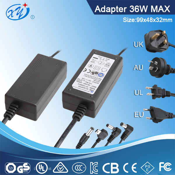 China Supplier 24v Dc 1.5a Dc Adapter For Mini Segway