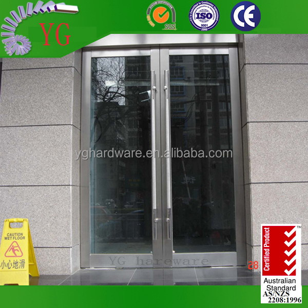 With Frame Glass Front Door For House Solid On Alibaba Com