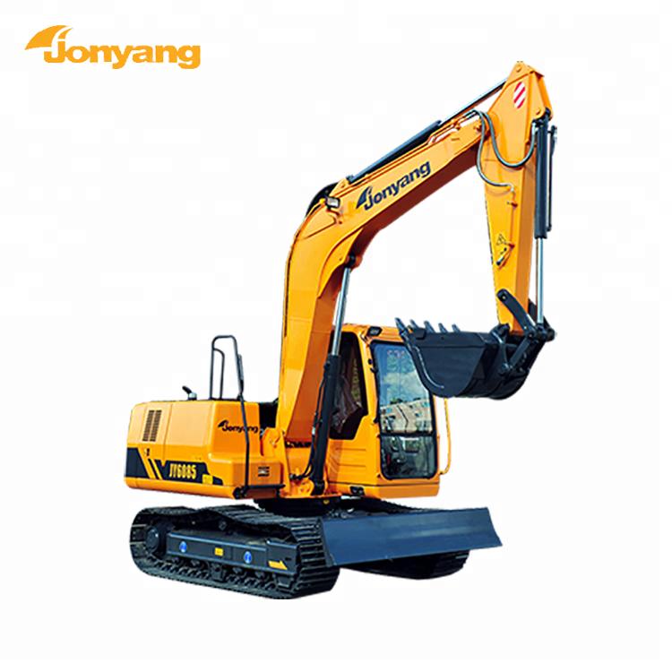15t Crawler Hydraulic Excavator(JY615E)