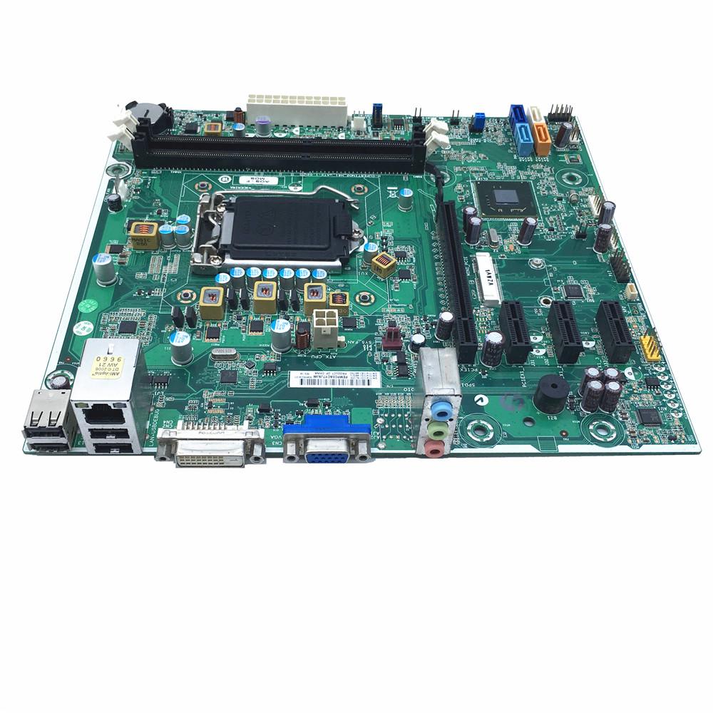 For HP H-Joshua-H61-uATX Desktop Motherboard 696233-001 s1155 H61 System Board