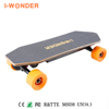 I-WONDER CE Certified Boosted 4 Wheels SK-A2 1200w 8.8AH/24V Portable RC Bamboo Electric Skateboard Mini Board