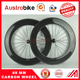 AUSTROBIKE road clincher 88mm carbon wheels 700c carbon fiber bike wheels
