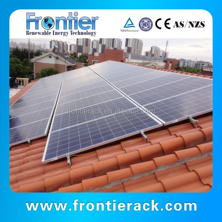 solar pv panel ground mounting systems EPC