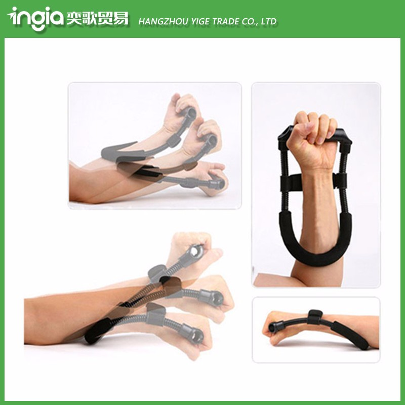 High Quality Portable Arm Muscle Power Wrist Hand Grip Equipment