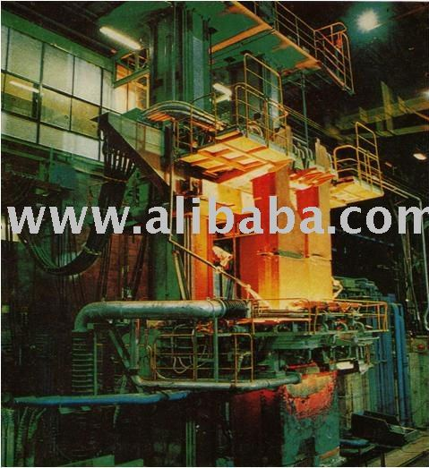 Electroslag remelting furnace, Furnacese for Electroslag surfacing by liquid metal