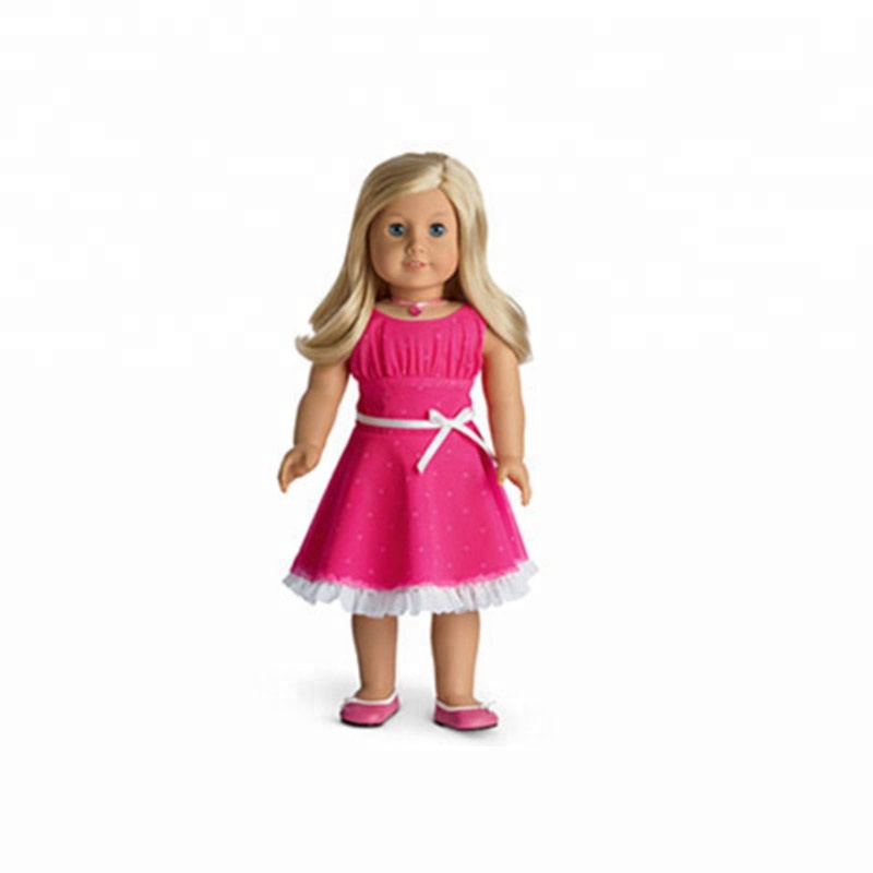 2018 Wholesale New Design For Kids Nude Beautiful American Girl Doll ...