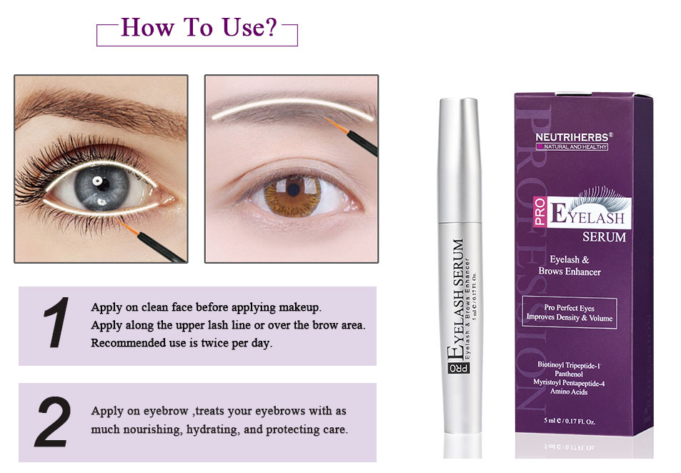 super glandin eyelash serum