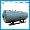 Safety Value 1.4 MW Gas /oil fired hot water Boiler