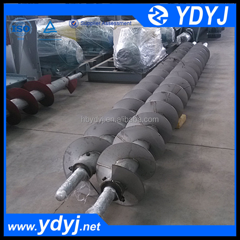 China Wear resistance spiral blade for screw conveyor