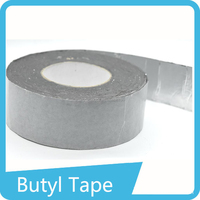 Manufacturer favourable mastic butyl rubber tape