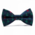 2018 New Christmas Tree Design Neck Ties Bowtie Sets for Men