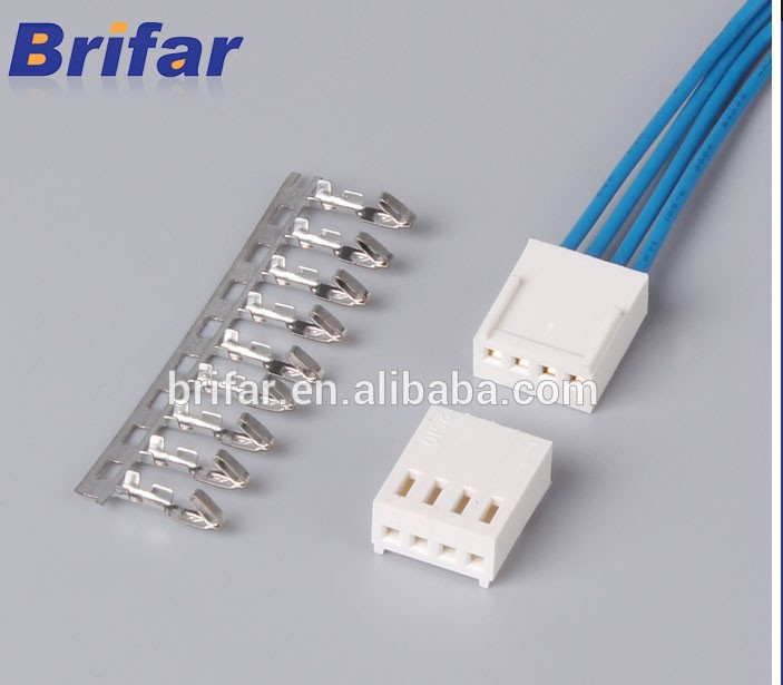 Wire To Board Crimp Style 3 Pin Jst Connector - Buy Wire To Board 3 ...