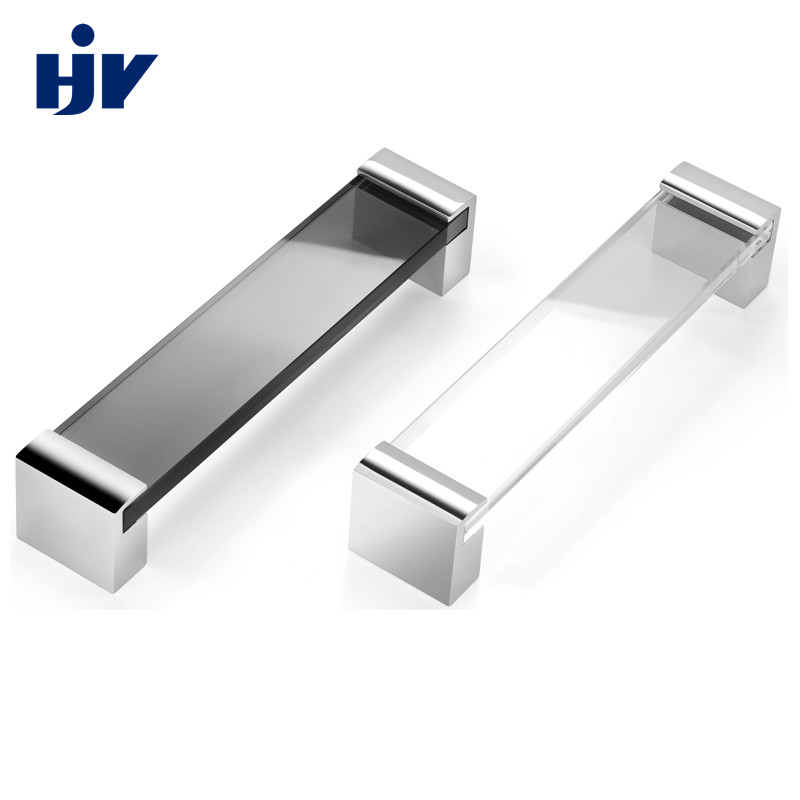 HJY Drawer edge pulls for cabinet cupboard hadrware accessories