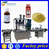 China manufacturer powder pharmaceutical filling machine