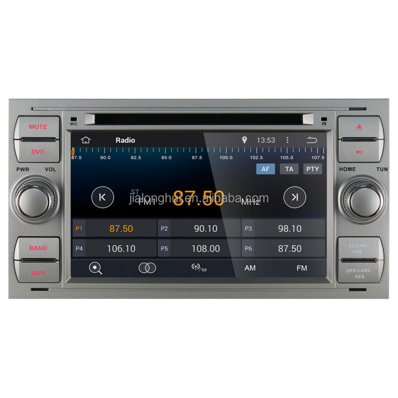 Latest Android 4 Double Din Car Audio For Old Ford Escape Dvd Gps