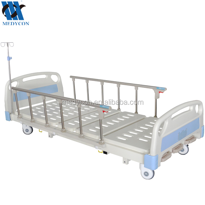 Medycon 2712 New Style Best Selling 3 Crank Manual Hospital Bed - Buy 3  Crank Manual Hospital Bed,Manual Lift Hospital Bed,Hospital Bed Manual  Product