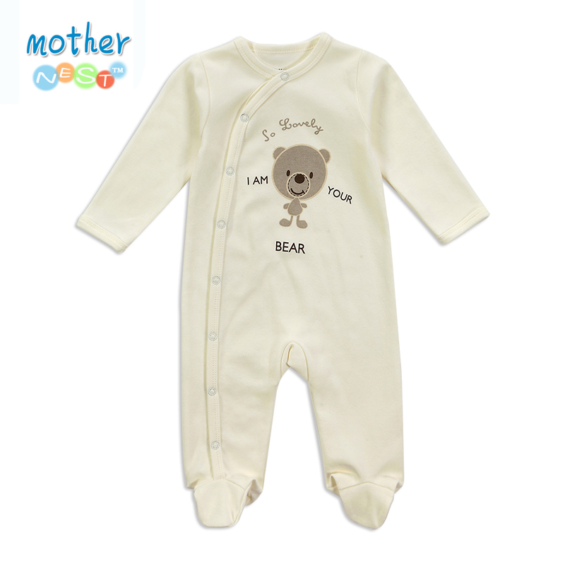 Newborn Baby Rompers Baby Clothing Set Fashion Summer