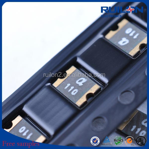 Ruilon SMD2018 Series PPTC ressetable fuse for USB peripherals