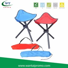 Slacker Chair Folding Tripod Camp Stool Foldable bench chair