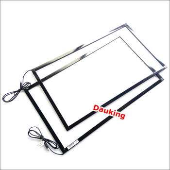 Aluminum 32 42 55 65 70 84 Inch Infrared Ir Commercial Touch Screen ...
