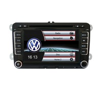 "7""Car DVD Player GPS Navigation For Volkswagen VW GOLF JETTA PASSAT TIGUAN Local"