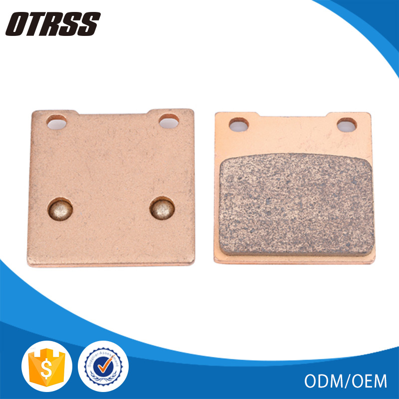 10 years sintered brake pads exprience disc brake pads for KAWASAKI KZ 750