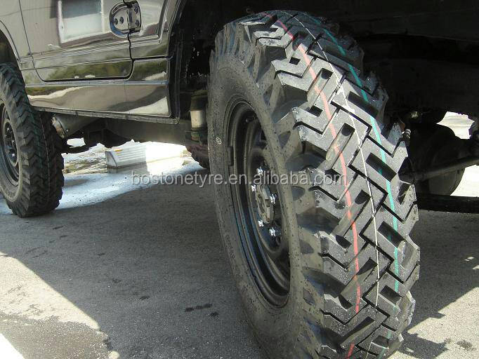 Bostone Lt Series Land Rover Tyres 6.00 16 750 16 Tires Land Rover
