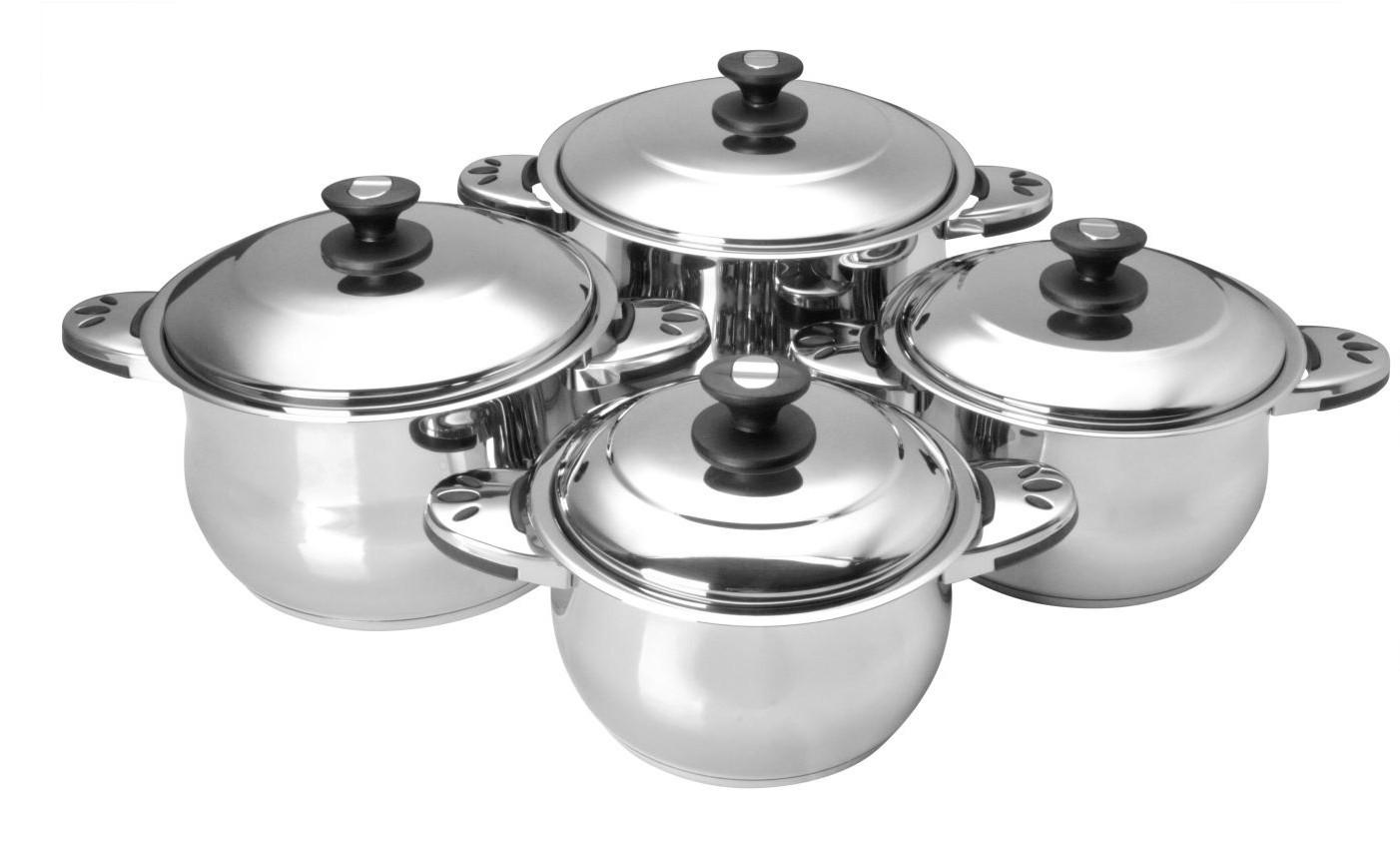 Sa 12055 de acero inoxidable utensilios de cocina - Ollas de cocina ...