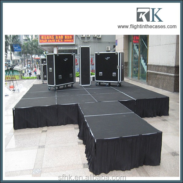 Diy Portable Folding Stage Portable Stage Stairs Buy Diy
