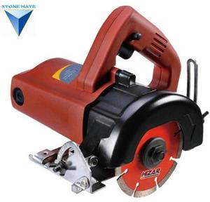 stone cutting hand-held circular saw for marble
