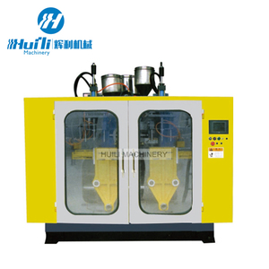 Factory price 1L/2L/5L bottle/jerry can extrusion blow moulding machine 1L-5L molding line 1L single Station Automatic Cheap