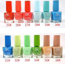 Candy Colors Nail Polish Nude Nail Polish Cool Products Color Color Incense 18 Seconds Quick drying