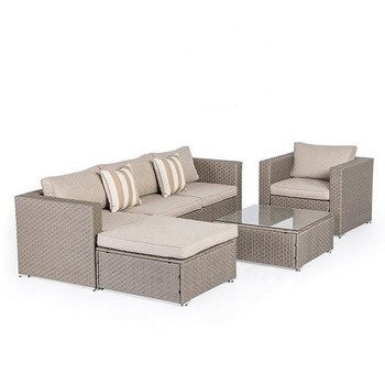 Clearance White Set Grey Plastic Non Patio Outdoor Wicker Resin