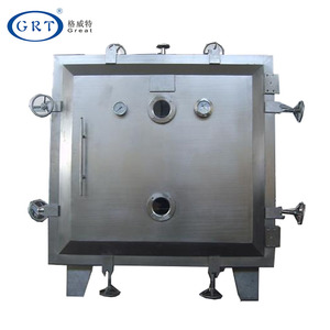 GRT low temperature vacuum dryer with low price
