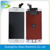 Best. price back cover housing cell phone lcd for iphone 6