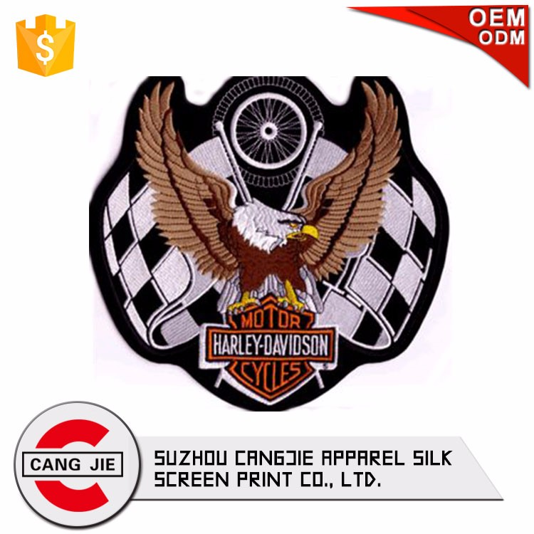 Custom Design Professional Sublimation Patch