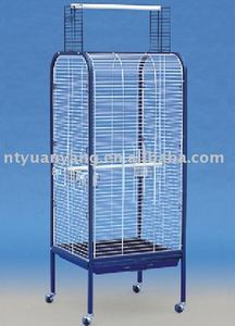 big garden decor metal stainless bird cage parrot cages