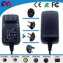 12V 2.5A 12 volt power supply ac/dc adapter 30w power adaptor