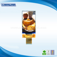 2016 Newest Classical 3.97 inch 480*800 pixel LCD Display in MIPI interface with tablet touch screen