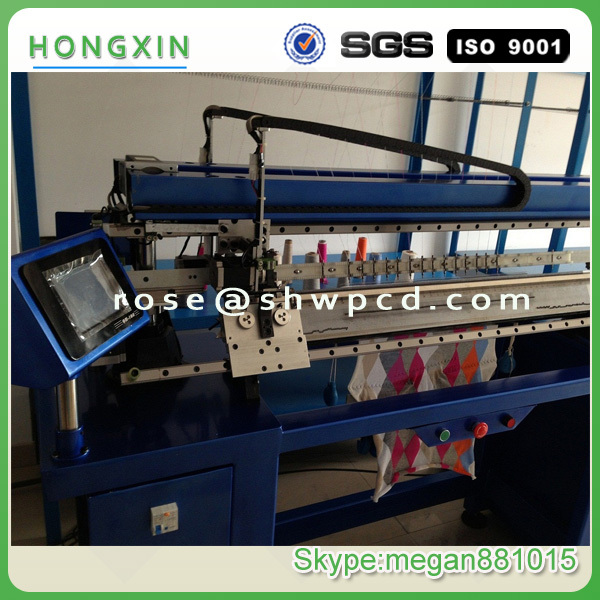 Universal Computer Flat Bed Knitting Machine With Low Price Buy
