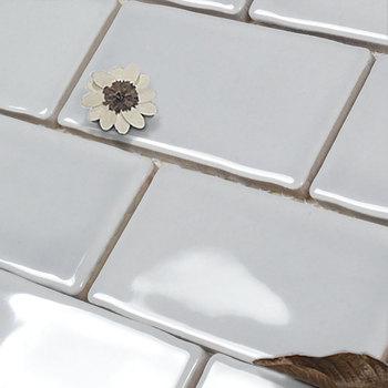 Ceramic Subway Tile Kitchen Porcelain