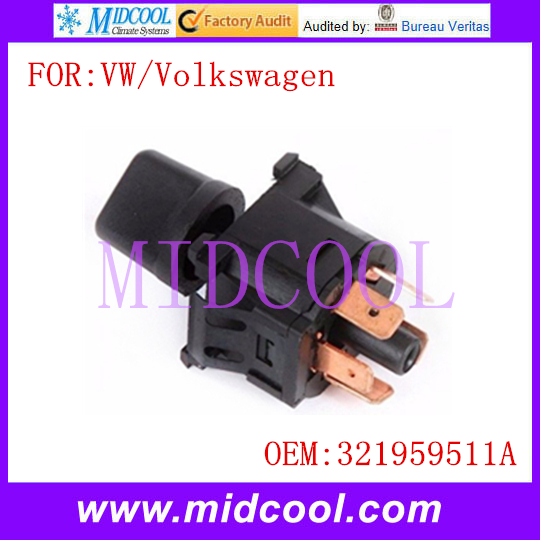 Auto Heater Blower Motor Fan Switch 321959511A FOR VW Volkswagen