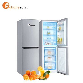 High efficiency dc compressor solar power 12v fridge freezer, View 12v  fridge freezer, Felicitysolar Product Details from Guangzhou Felicity Solar