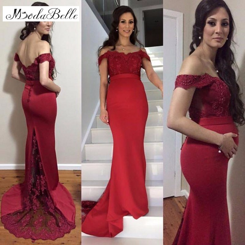 The Pregnant Prom Dress 9