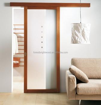 Zeitgenössischen Schiebetüren Holz Schlafzimmertür,Billige ...