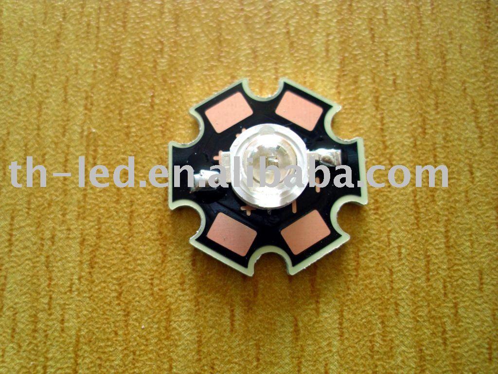 2w High Power Uv Led - F Chip- 365/375/385/395/415nm (20-220mw ...