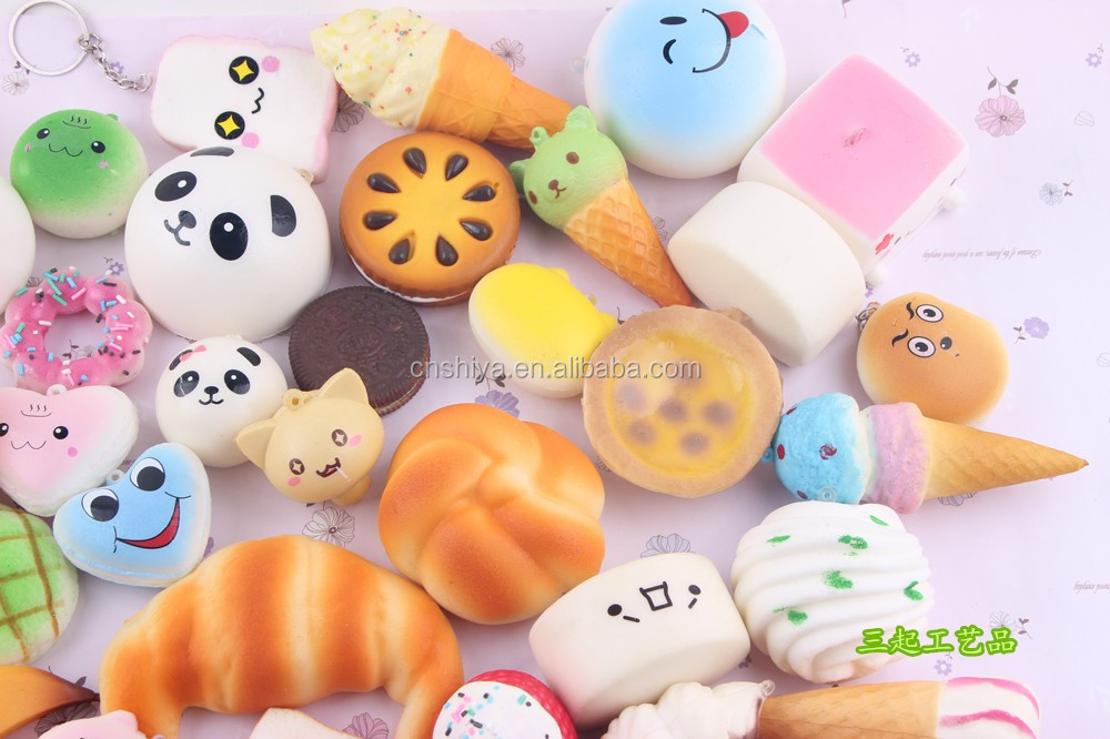 Soft Cat Food >> Taobao Lovely Round Soft Expression/ Emoji Squishy,Toy ...